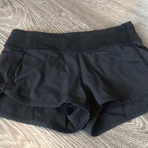 Ivivva Girls Black Shorts